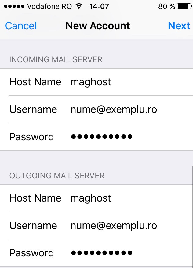 incoming-outgoing-mail-server